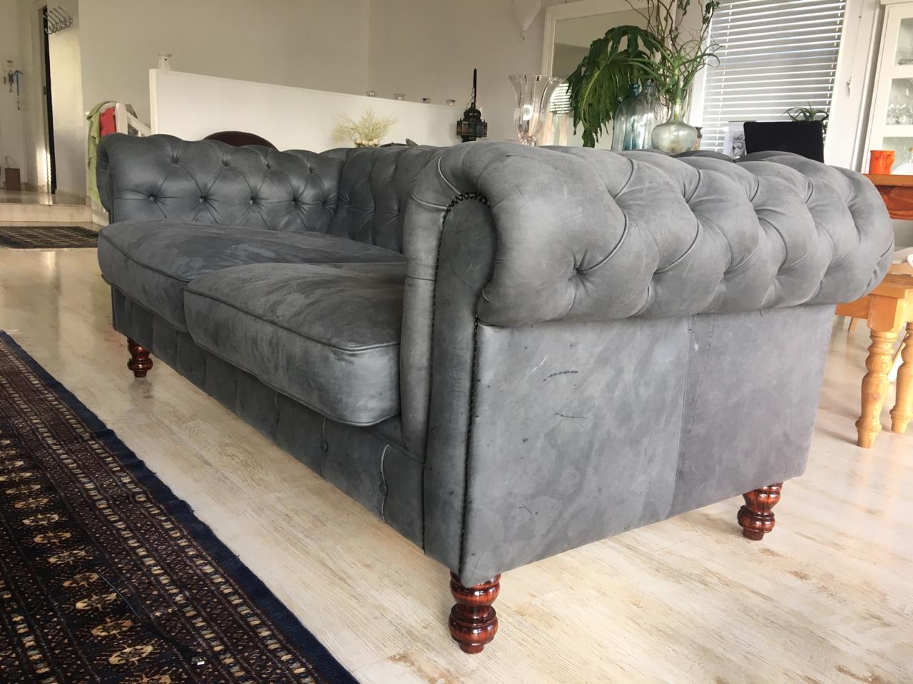 Chesterfield Couch   Leather Couch   Leather Couch Cape Town
